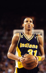 Reggie Miller photo