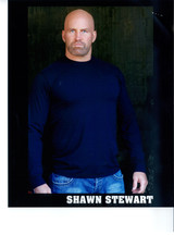 Shawn Stewart photo