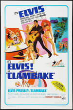clambake movie cover