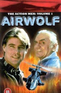 Airwolf main cover