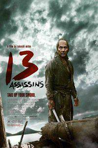 13 Assassins main cover