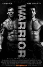 warrior_2011 movie cover