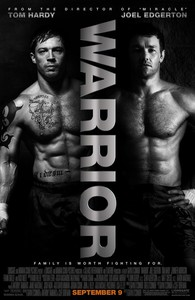 Warrior main cover