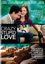 Crazy, Stupid, Love. main cover