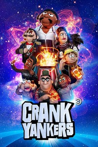 Crank Yankers movie cover