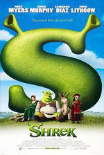shrek movie cover