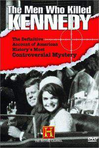 The Men Who Killed Kennedy main cover