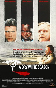 A Dry White Season main cover
