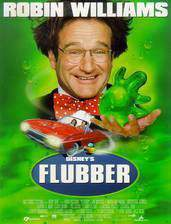 flubber movie cover