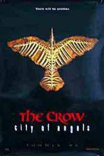 the_crow_city_of_angels movie cover