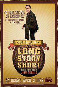 Colin Quinn Long Story Short main cover