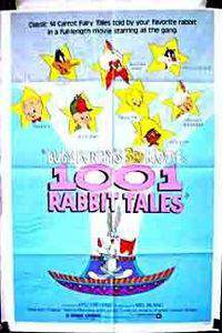 Bugs Bunny's 3rd Movie: 1001 Rabbit Tales main cover