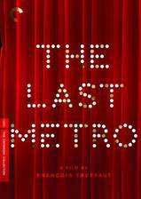 the_last_metro movie cover