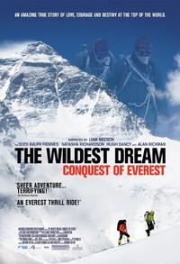 The Wildest Dream main cover