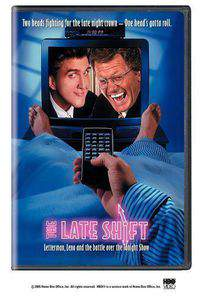 The Late Shift main cover
