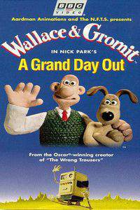 A Grand Day Out with Wallace and Gromit main cover