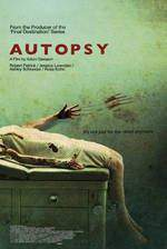 autopsy movie cover