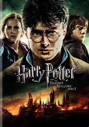 Harry Potter and the Deathly Hallows: Part 2 main cover