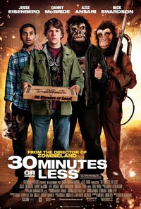 30 Minutes or Less main cover