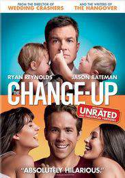 The Change-Up main cover