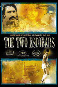 The Two Escobars main cover