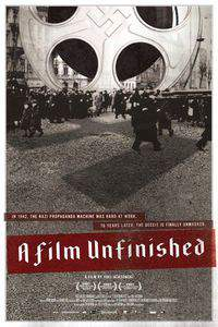 A Film Unfinished main cover