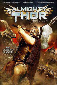Almighty Thor main cover