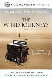 The Wind Journeys main cover