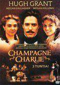 Champagne Charlie main cover