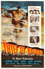 The Thief of Bagdad movie cover