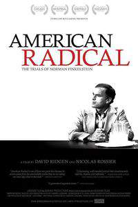 American Radical: The Trials of Norman Finkelstein main cover