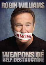 robin_williams_weapons_of_self_destruction movie cover