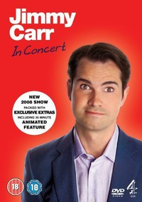 Jimmy Carr: In Concert main cover