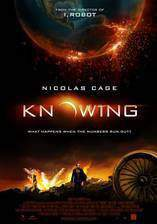 knowing movie cover