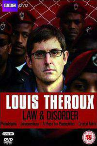 Louis Theroux: Law & Disorder main cover