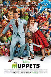 The Muppets main cover