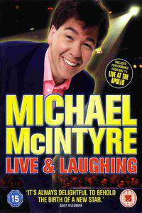 Michael McIntyre: Live & Laughing main cover