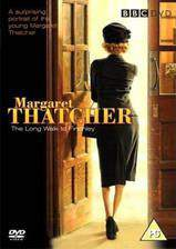margaret_thatcher_the_long_walk_to_finchley movie cover