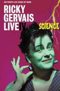 Ricky Gervais: Live IV - Science main cover
