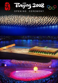 Beijing 2008 Olympics Games Opening Ceremony main cover
