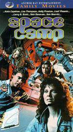 spacecamp movie cover