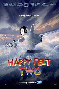 Happy Feet Two main cover