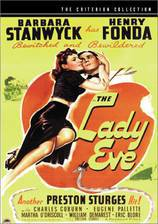 the_lady_eve movie cover