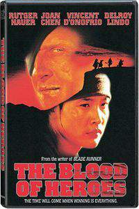 The Blood of Heroes main cover