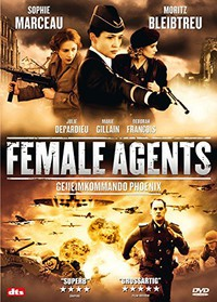 Female Agents main cover