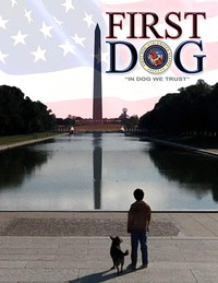 First Dog main cover