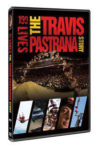 199 Lives: The Travis Pastrana Story main cover