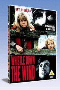 Whistle Down the Wind main cover