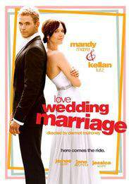 Love, Wedding, Marriage main cover