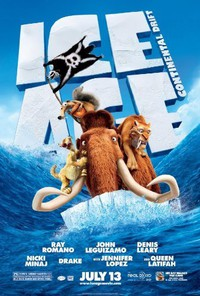 Ice Age: Continental Drift main cover